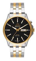 Relógio Masculino Orient Automatic 469TT043 P1SX Aço Misto