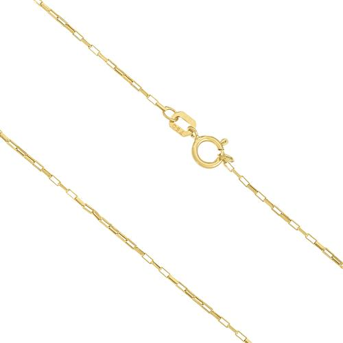 Corrente Elos Cartier em Ouro Amarelo