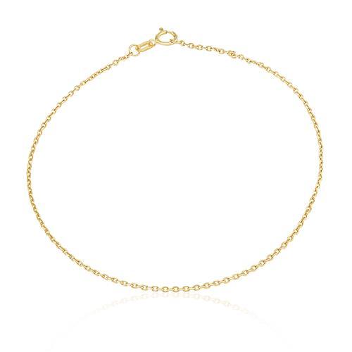 Pulseira Elos Cartier com 19 cm, em Ouro Amarelo