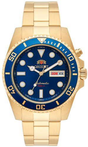 Relógio Masculino Orient Automatic 469GP066 D1KX Dourado