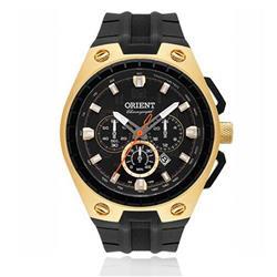 Relógio Masculino Orient Chronograph MGSPC003A P1PX Borracha