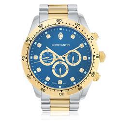 Relógio Constantim Daytona Mixed Blue