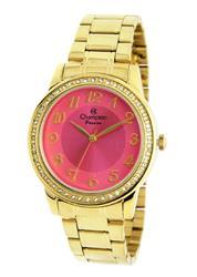 Relógio Champion Passion Analógico CN29463L Fundo Rosa