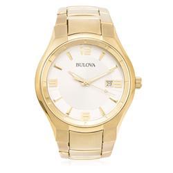 Relógio Bulova Dress Analógico WB21132H Dourado
