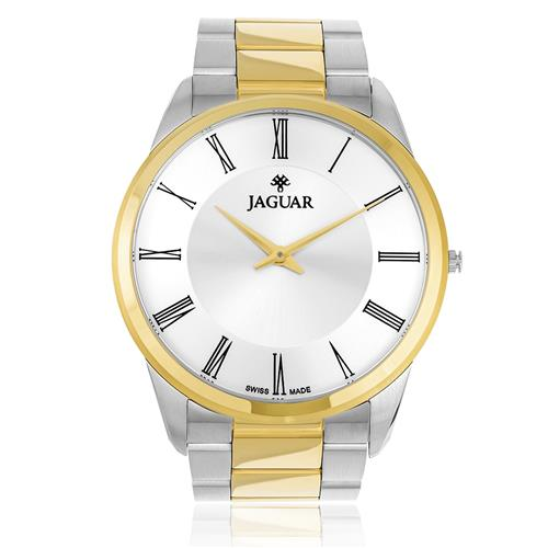 Relógio Masculino Jaguar Analógico J020AMM01 S3SK Aço Misto