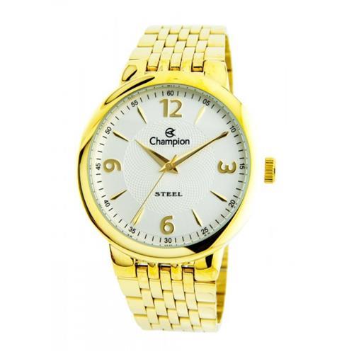 Relógio Feminino Champion Steel Analógico CA21713H Dourado
