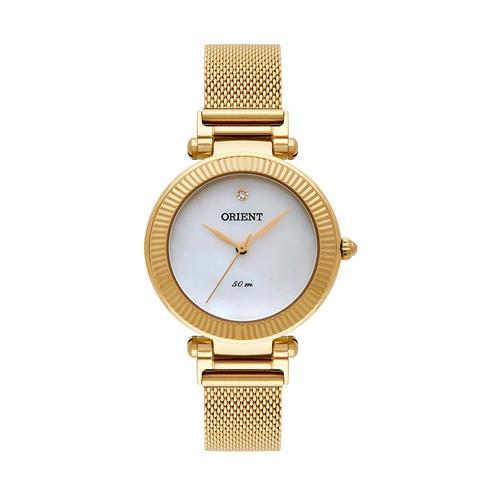 Relógio Feminino Orient Analógico FGSS0092 B1KX Dourado