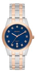 Relógio Feminino Orient Analógico FTSS1114 D1SR Fundo Azul