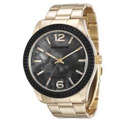 Relógio Feminino Mondaine Analógico 76596LPMVDE4 Dourado