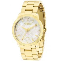 Relógio Feminino Technos St. Moritz Analógico 2036LNA/4B Dourado