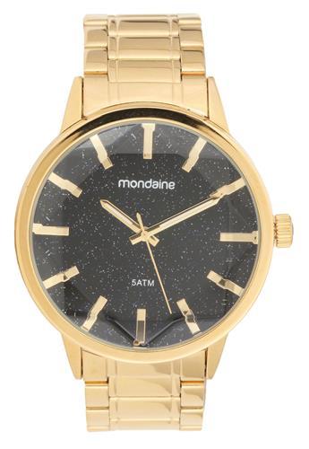 Relógio Feminino Mondaine Analógico 83344LPMVDE1 Dourado