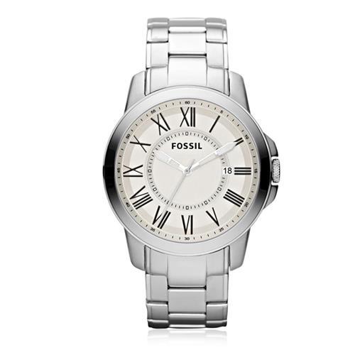 Relógio Masculino Fossil Analógico FFS4734/Z Aço