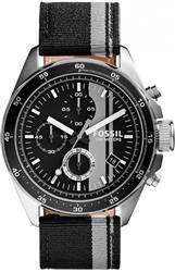 Relógio Masculino Fossil Analógico CH2959/8CN Couro e Nylon