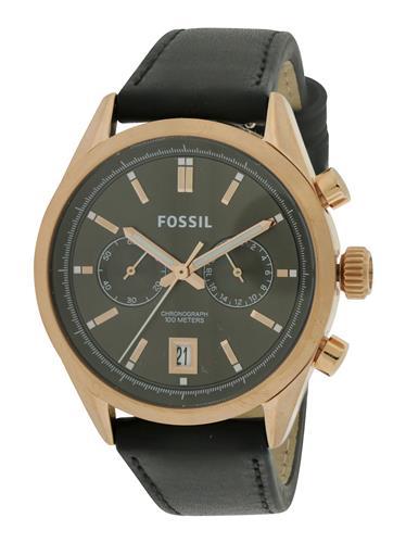 Relógio Masculino Fossil Analógico CH2991/0CN Couro