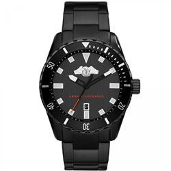 Relógio Masculino Armani Exchange Analógico AX1702/1PN Aço Negro