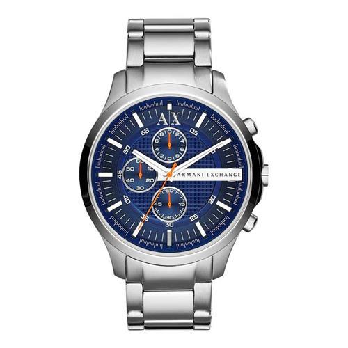 Relógio Masculino Armani Exchange Analógico AX2155/1AN Fundo Azul