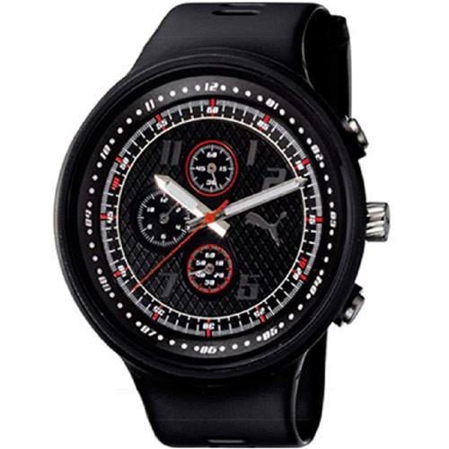 Relógio Masculino Puma Analógico 96069G0PMNP1 Preto