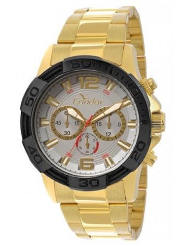 Relógio Masculino Condor Civic Analógico COVD54AA/4K Dourado