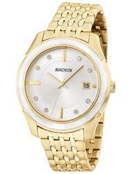 Relógio Feminino Magnum Analógico MA28832H Dourado