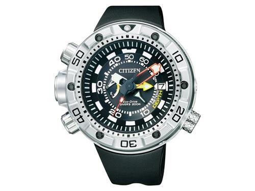 Relógio Masculino Citizen Promaster TZ30633D Borracha