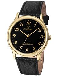 Relógio Feminino Champion Analógico CN20033P Couro
