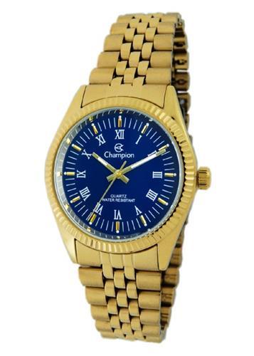 Relógio Feminino Champion Analógico CH22859A Fundo Azul