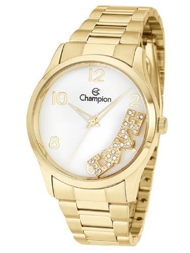 Relógio Feminino Champion Analógico CN28544H Love