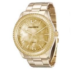 Relógio Feminino Mondaine Ref 76596LPMVDE5 Dourado