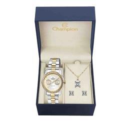Relógio Feminino Champion Analógico Ch38468w Feminino