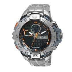 Relógio Masculino Condor Anadigi CO1154AR/3P Aço