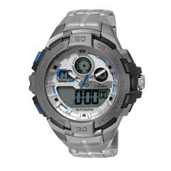 Relógio Masculino Condor Anadigi CO1154BR/3K Aço