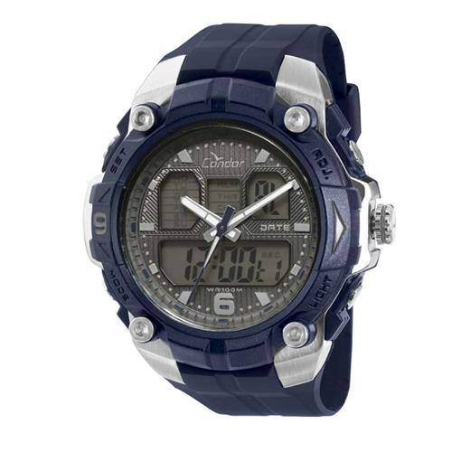 Relógio Masculino Condor Anadigi COAD0912A/8C