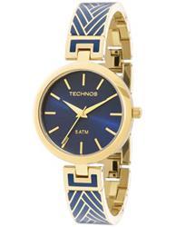 Relógio Feminino Technos Fashion Unique Ref 2035MCA/4A Azul