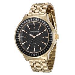Relógio Feminino Mondaine Ref.76624LPMVDE4 Dourado