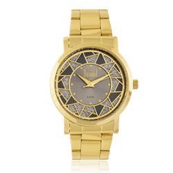 Relógio Feminino Dumont Elements Ref. DU2036LTN/4C Dourado