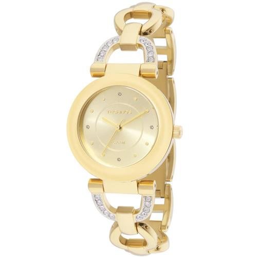 Relógio Feminino Technos Fashion 2035LYO/4X Dourado