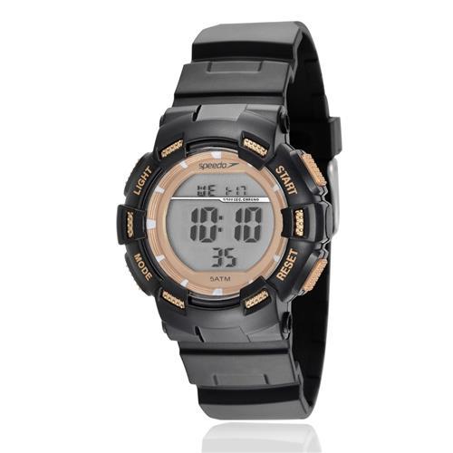 Relógio Feminino Speedo Esportivo digital 81168L0EVNP2 Borracha