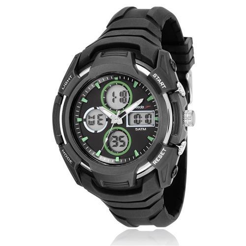 Relógio Masculino Speedo Esportivo digital 81166G0EVNV2 Borracha