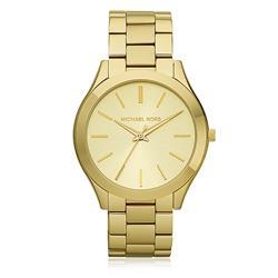 Relógio Feminino Michael Kors Analógico OMK3179/Z Dourado