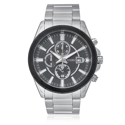 Relógio Masculino Citizen Chronograph Analógico TZ20420T Aço