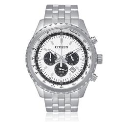 Relógio Masculino Citizen Chronograph Analógico TZ30811Q Aço