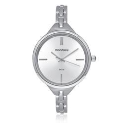 Relógio Feminino Mondaine Analógico 94738LOMVNE2 Aço