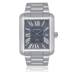 Relógio Masculino Mondaine Analógico 78623G0MVNA1 Aço