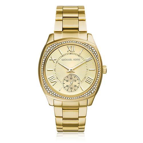 Relógio Feminino Michael Kors Analógico MK6134/4DN Dourado