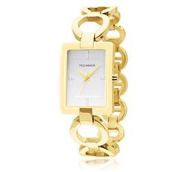 Relógio Feminino Technos Elegance Elos Analógico 2035LQK/4C Dourado