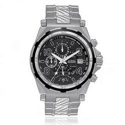 Relógio Masculino Guess Chronograph Analógico 92504G0GSNA2 Fundo Preto