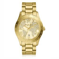 Relógio Feminino Michael Kors Analógico MK5959/4XN Dourado com Cristais