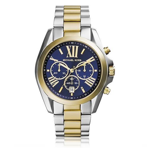 Relógio Feminino Michael Kors Analógico MK5976/5AN Fundo Azul