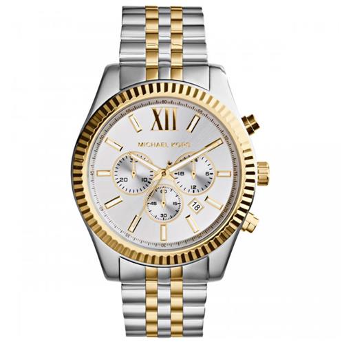Relógio Masculino Michael Kors Analógico MK8412/5AN Aço Misto