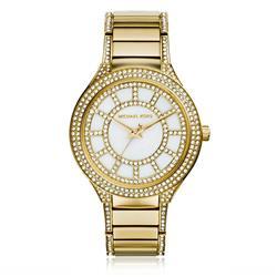 Relógio Feminino Michael Kors Analógico MK3312/4BN Dourado